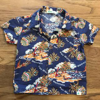 ビームス(BEAMS)のBEAMS mini アロハ 90(Tシャツ/カットソー)