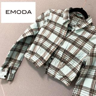 EMODA - 値下げ中!EMODA ネルシャツ
