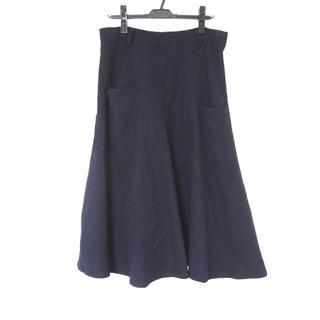 ワイズ(Y's)のワイズ ロングスカート サイズ1 S美品  -(ロングスカート)