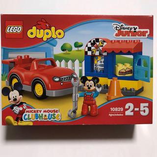 Lego - 【新品】LEGO デュプロ ミッキーの修理工場 10829