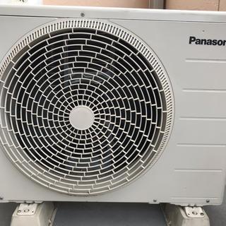 パナソニック(Panasonic)のエアコン 室外機(エアコン)