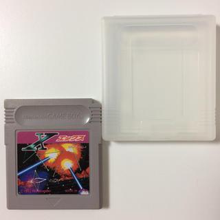 ゲームボーイ(ゲームボーイ)のGB X(携帯用ゲームソフト)