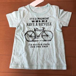 GU - GU KIDS グラフィックTシャツ 110