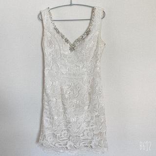 デイジーストア(dazzy store)の結婚式 キャバ パーティー ドレス(ミニドレス)