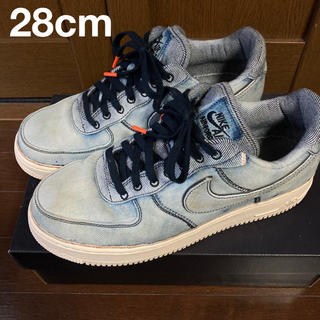 ナイキ(NIKE)のNike Air Force 1 Low '07 PRM Raw Indigo(スニーカー)