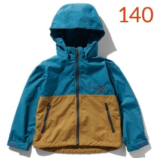 THE NORTH FACE - 新品 ノースフェイス キッズ コンパクトジャケット   140㎝