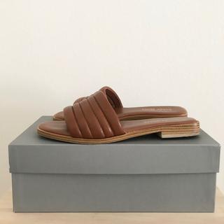 DEUXIEME CLASSE - イタリア製 Sandy Shoes フラットサンダル