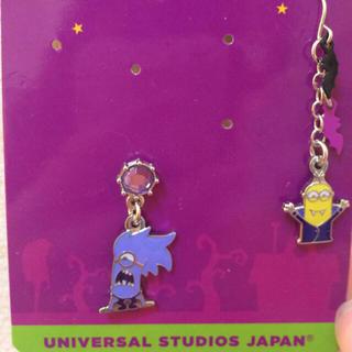 ユニバーサルスタジオジャパン(USJ)のUSJ限定 ミニオン ピアス(ピアス)
