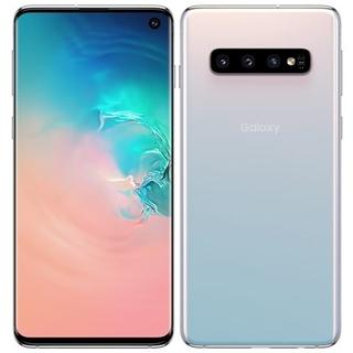 ギャラクシー(Galaxy)の新品 Galaxy S10 プリズムホワイト(スマートフォン本体)
