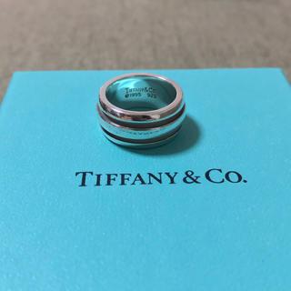 Tiffany & Co. - ティファニー ダブルライン リング 指輪 スターリングシルバー 925