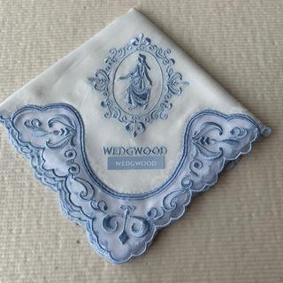 ウェッジウッド(WEDGWOOD)のウエッジウッド レースハンカチ(ハンカチ)
