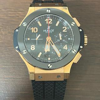 機械式自動巻の腕時計ウブロ(HUBLOT)
