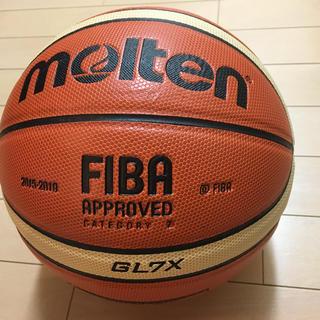 モルテン(molten)のmoltenバスケットボール 7号球(バスケットボール)