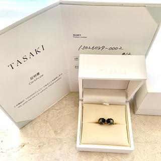 TASAKI - tasaki   リファインド リベリオン リング ブラックパール