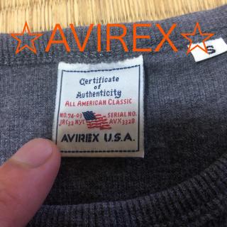 アヴィレックス(AVIREX)のAVIREX Tシャツ 即購入可☆(Tシャツ/カットソー(半袖/袖なし))