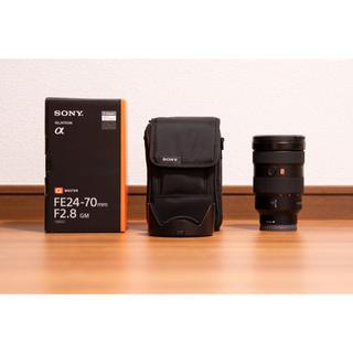 SONY - 【極美品】SONY FE 24-70mm F2.8 GM SEL2470GM