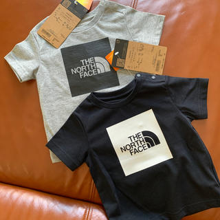 THE NORTH FACE - 新品THE NORTH FACEベビーtシャツ