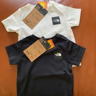 ザノースフェイス(THE NORTH FACE)の新品THE NORTH FACEベビーtシャツ(Tシャツ)