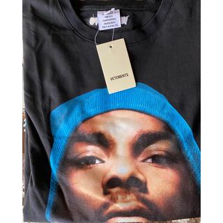 ピースマイナスワン(PEACEMINUSONE)のVETEMENTS ヴェトモン スヌープドック オーバーサイズ Tシャツ(Tシャツ/カットソー(半袖/袖なし))