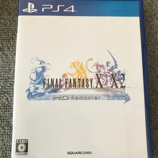 PlayStation4 - ファイナルファンタジーX/X-2 HDリマスター PS4