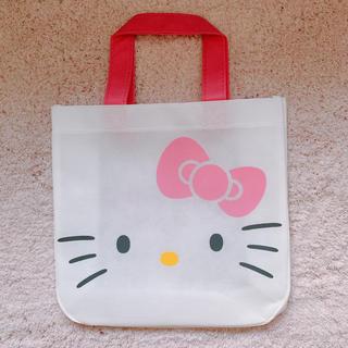 ハローキティ - ハローキティ トートバッグ ♡ サンリオ キャラクター ♡ ピンク 送料込み