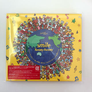 Johnny's - Twenty★Twenty smile 期間限定盤 CD