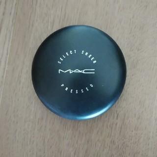 マック(MAC)のMAC シアープレスト(フェイスパウダー)