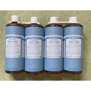 Magic Soap - ドクターブロナー マジックソープ BA(ベビーマイルド) 739ml コストコ