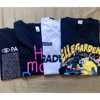 ZARA - バンドTシャツ ✨セット価格✨