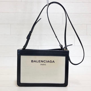Balenciaga - ☆人気カラー☆ バレンシアガ BALENCIAGA ネイビー ポシェット