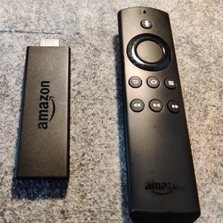 Amazon fire TV stick ジャンク第二世代 リモコン利用にどうぞ