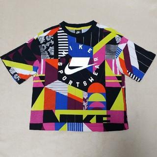 NIKE - NIKE NSW 総柄Tシャツ Sサイズ