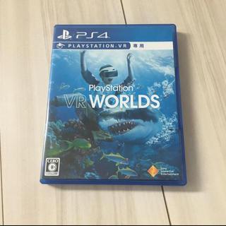 プレイステーションヴィーアール(PlayStation VR)のPS4 VRWORLDS(家庭用ゲームソフト)