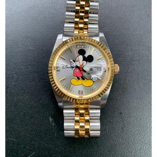 ディズニー(Disney)の限定 ミッキー 腕時計 シリアルナンバー入り(腕時計(アナログ))