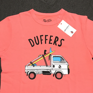 The DUFFER of ST.GEORGE - 新品未使用 The DUFFER of St.GEORGE  Tシャツ Lサイズ