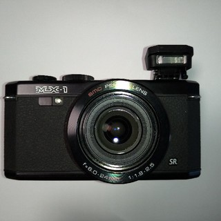 PENTAX - PENTAX MX-1 デジタルカメラ