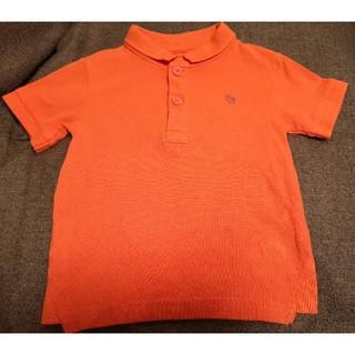 ネクスト(NEXT)のNEXT ポロシャツ オレンジ(Tシャツ)