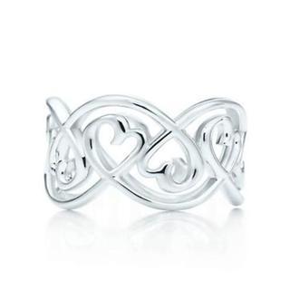 Tiffany & Co. - レア❤️TIFFANY&Co.  シルバーリング❤️