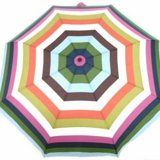 コーチ(COACH)のCOACH(コーチ) 折りたたみ傘美品  化学繊維(傘)