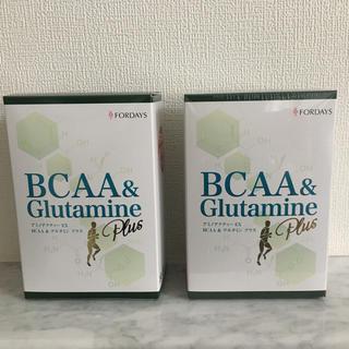 フォーデイズ BCAA&グルタミンプラス 新品未開封(30本)+(28本)(アミノ酸)