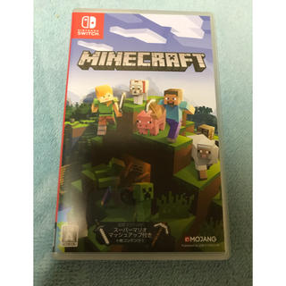 Minecraft Switch マインクラフト