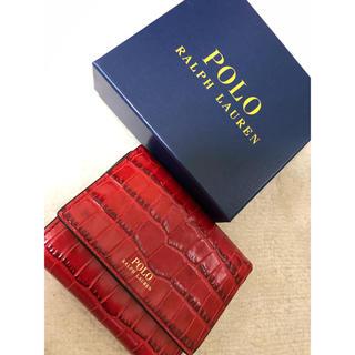 ポロラルフローレン(POLO RALPH LAUREN)の二つ折り財布 / POLO Ralph Lauren(財布)