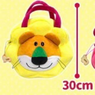 【新品未使用】たべっ子どうぶつ ライオン トートバッグ