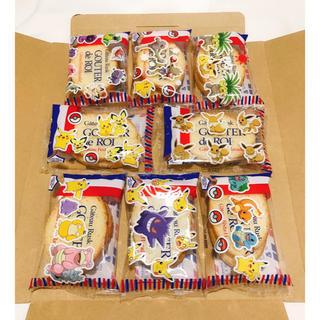 ポケモン - ハラダ ラスク ポケモン デザイン ピカチュウ  イーブイ 16枚