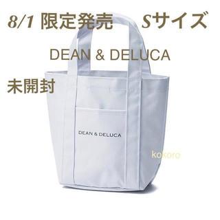 DEAN & DELUCA - DEAN&DELUCA マーケットトート 限定 ホワイト エコバッグ 数量限定