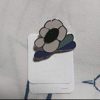 mina perhonen - ミナペルホネン flower scope ブローチ