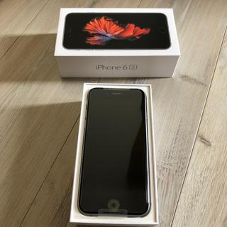 アイフォーン(iPhone)のiPhone 6S  32GB 未使用品 UQ mobile SIMフリー(スマートフォン本体)