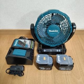 マキタ(Makita)のマキタ 充電式ファン CF102D セット販売(扇風機)