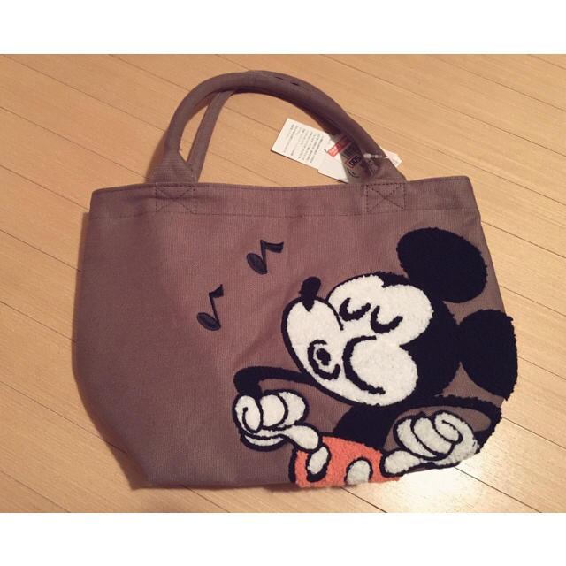しまむら(シマムラ)のdisney さざれ刺繍トート レディースのバッグ(トートバッグ)の商品写真