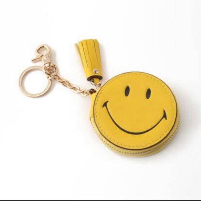 DEUXIEME CLASSE(ドゥーズィエムクラス)のL'Appartement GOOD GRIEF Smile Compact レディースのファッション小物(キーホルダー)の商品写真